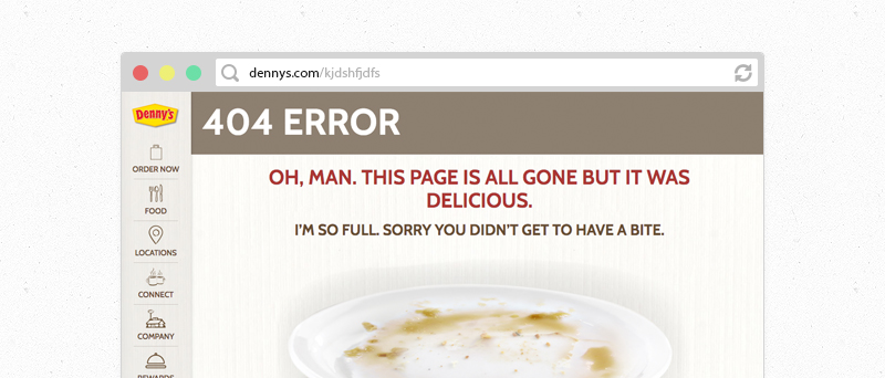 Dennys Funny Page