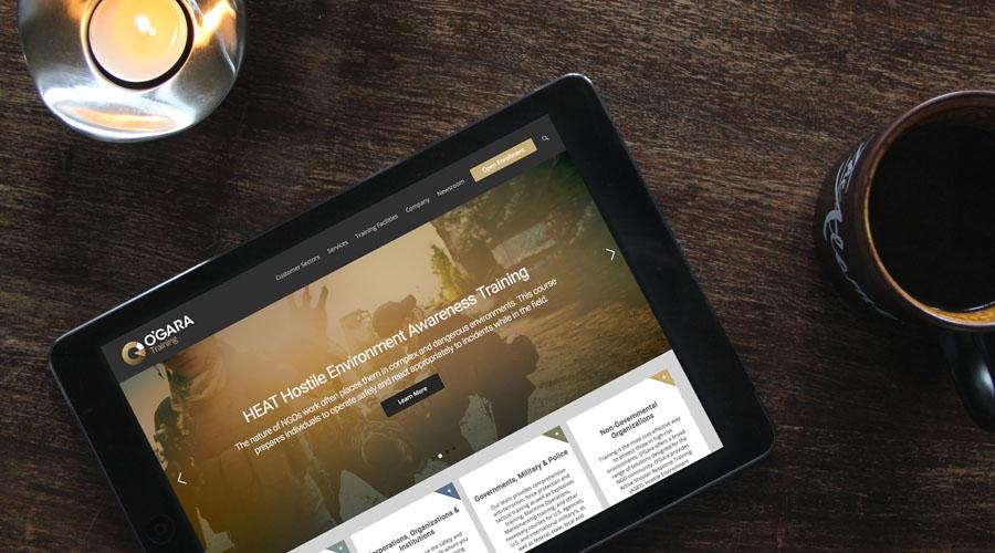 Training Course Web Design