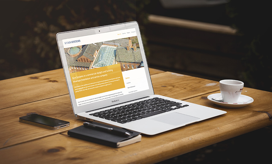 Kyros Website